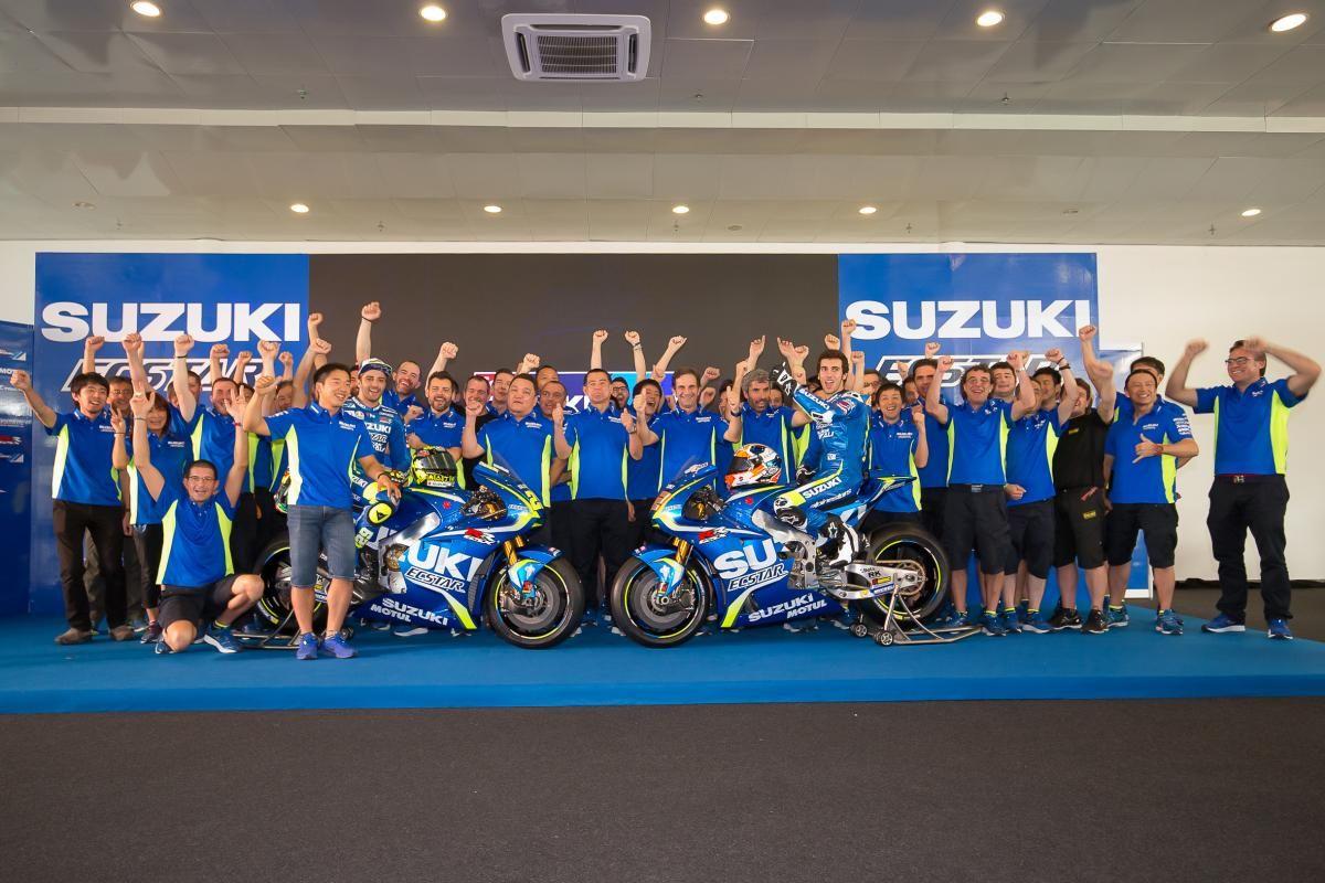 2017 Factory Suzuki Launch Suzuki, Product launch, Motogp