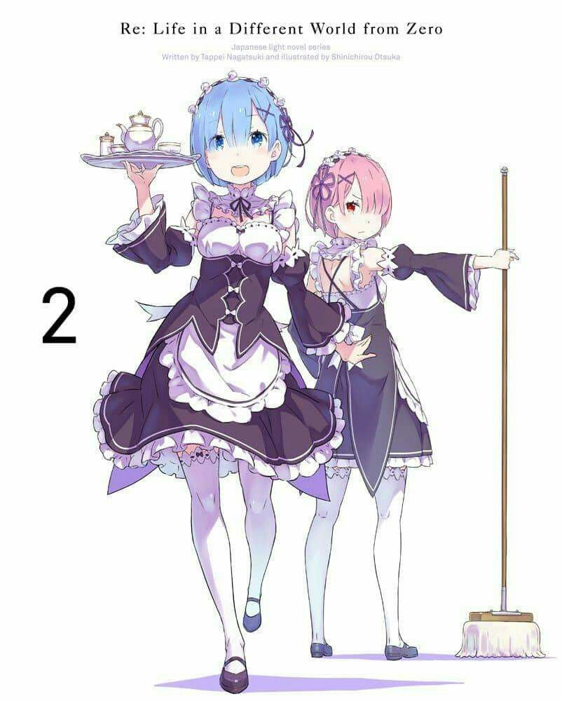 Rezero starting life in another world anime art pinterest
