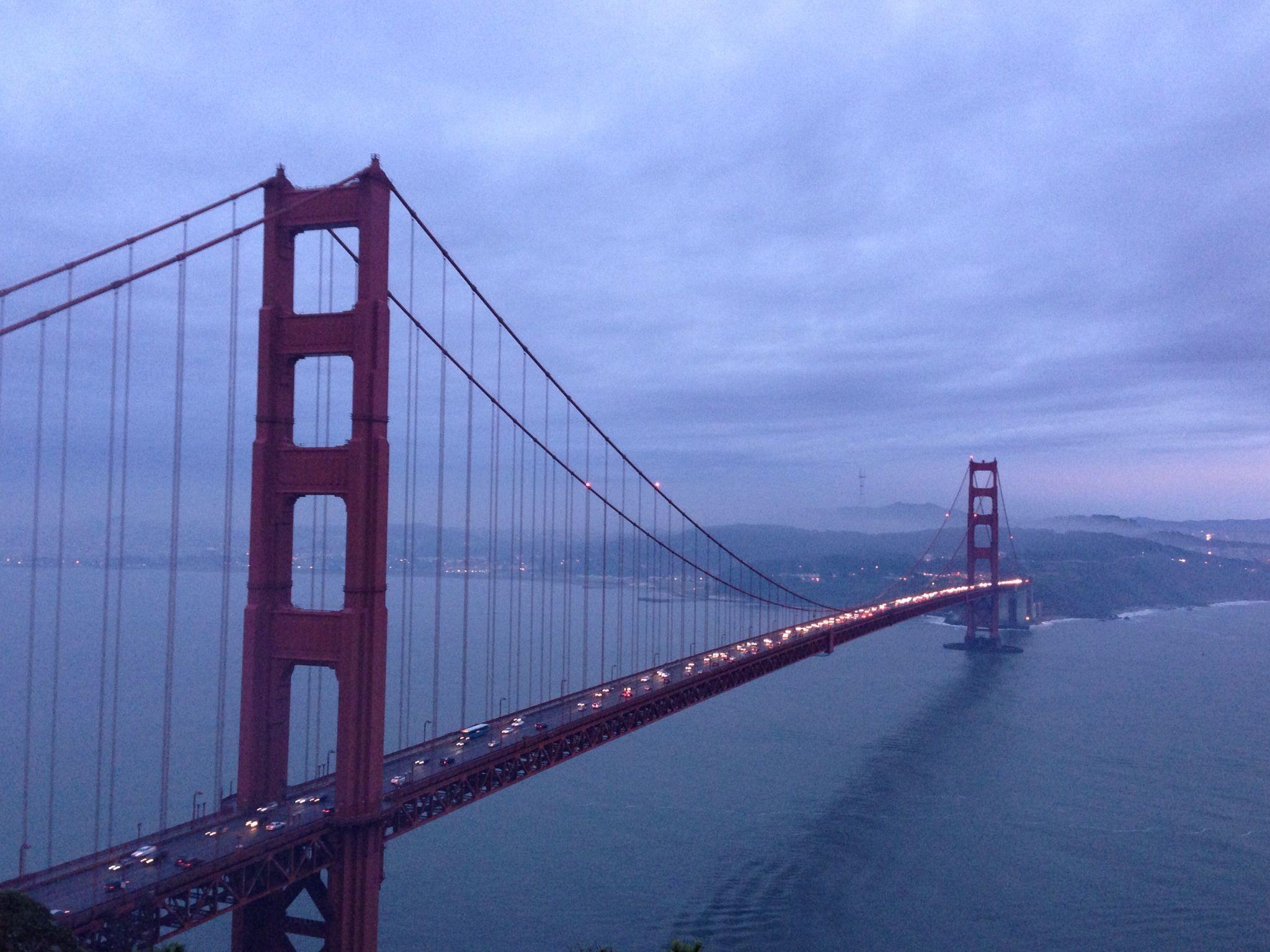 Golden Gate Bridge... Gorgeous!!!!