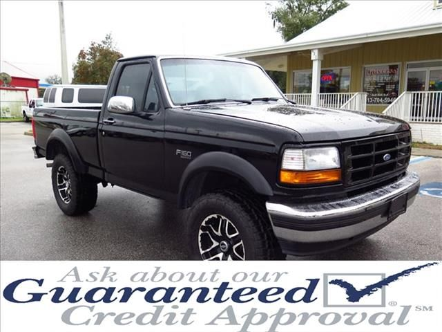 Used 1995 Ford F 150 Reg Cab 4wd In Plant City Fl At Universal