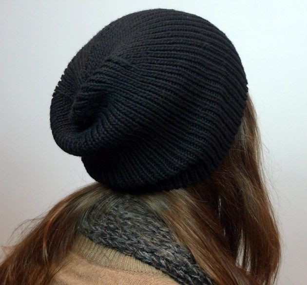 330802feb98 Erie Hat knitting pattern - Canadian Living