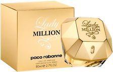 Paco Rabanne Lady Million Eau De Parfum Pour Femme 80 Ml Perfumes