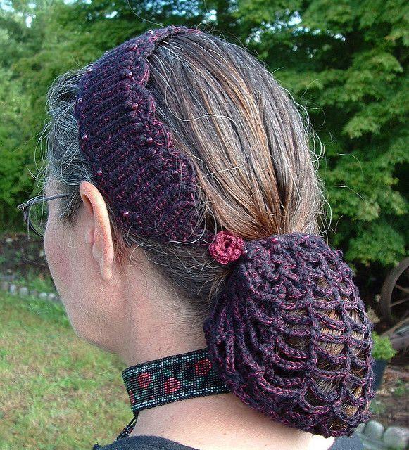 Vintage Crochet: 10 Crochet Snood Patterns
