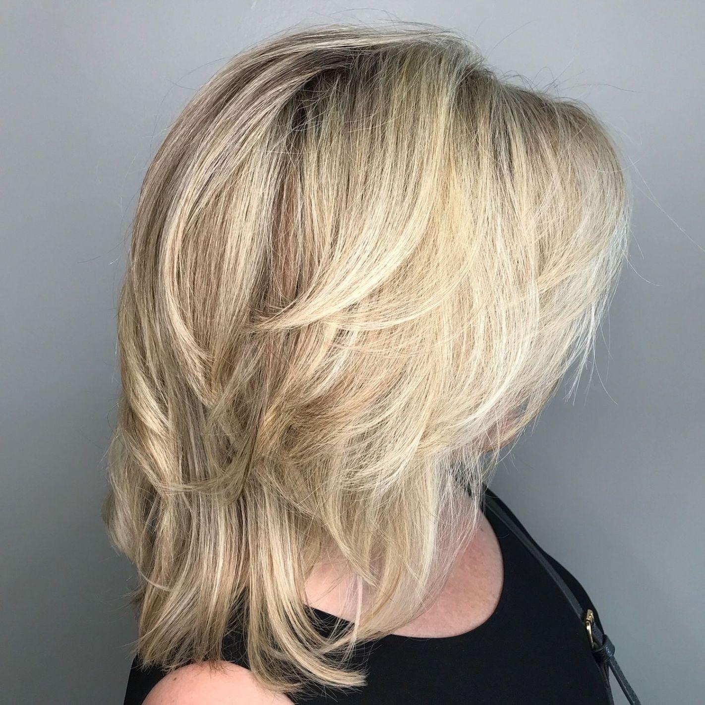 70 Perfect Medium Length Hairstyles For Thin Hair Hair