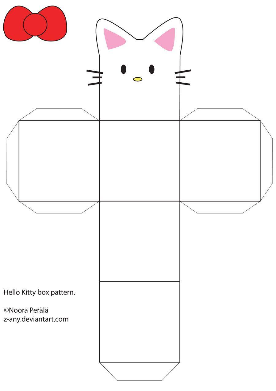 Hello Kitty Box - So cute