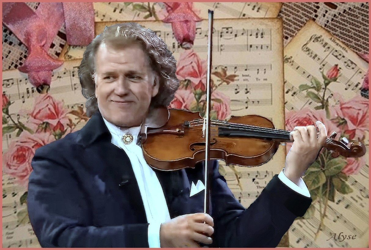 Andre Rieu Wallpapers By Alyse Wallpaper Film Music Books