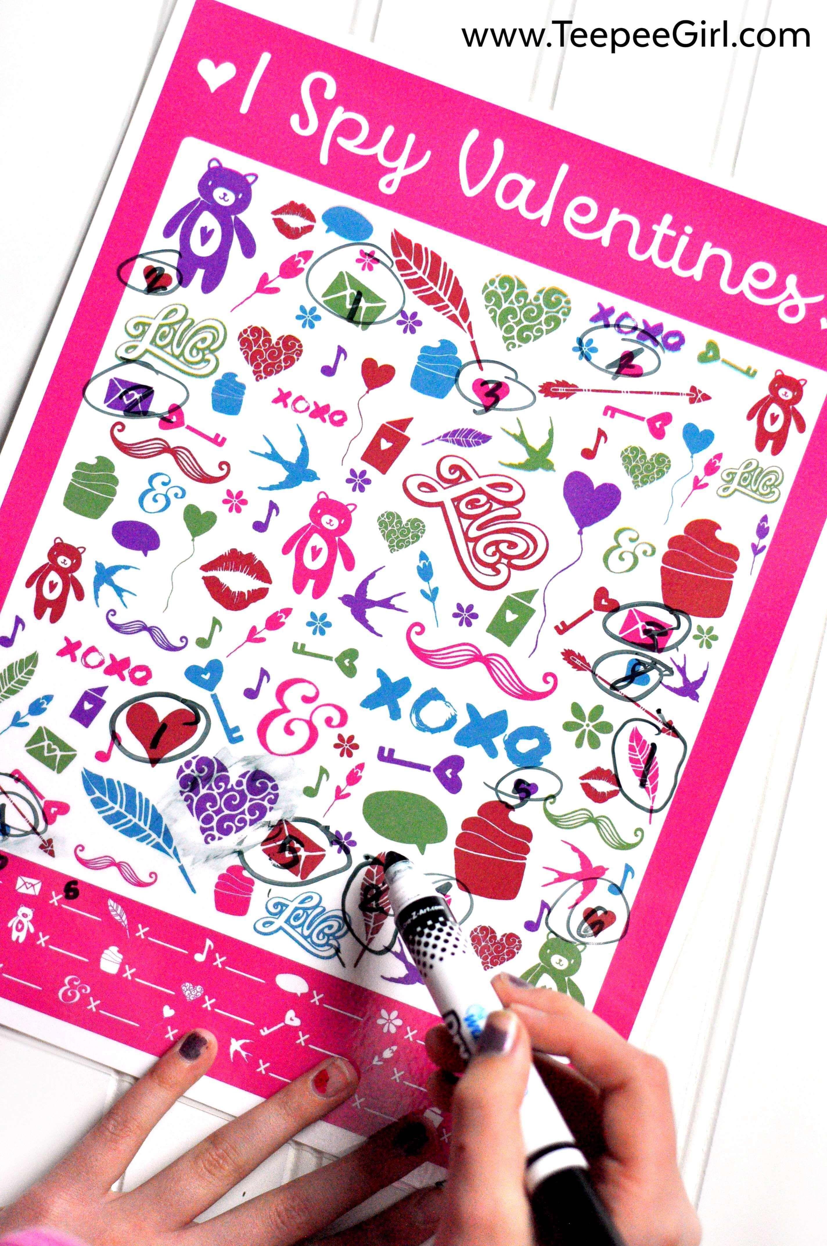 Free Valentine S Day Matching Game