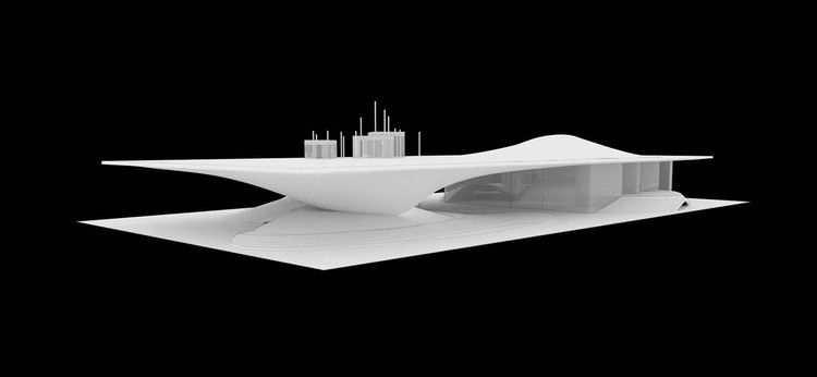 Studio Pei-Zhu Unveils Plans for Performing Arts Center in Dali, China   ArchDaily