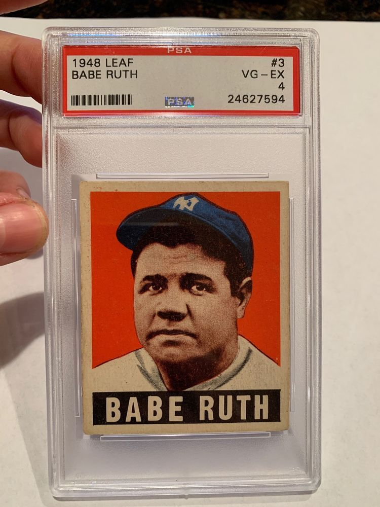 baseball card game 6 cards