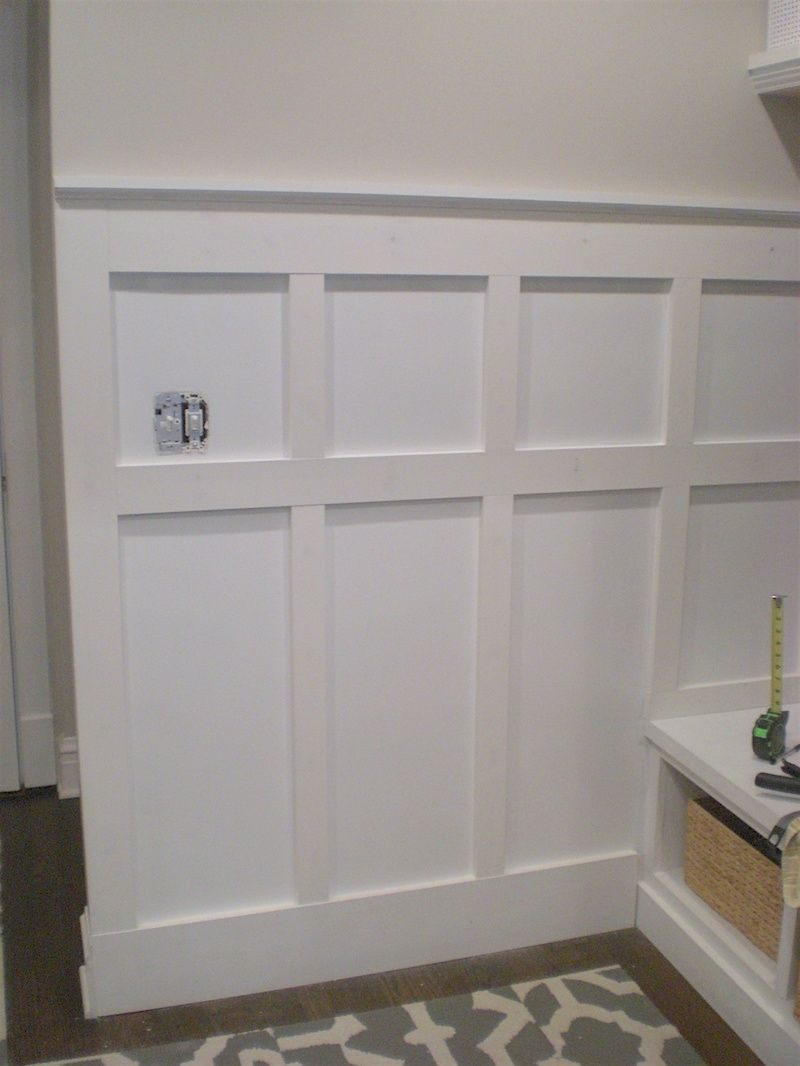 All About Wainscoting + The One Thing You Must Never Do ...