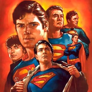 Brandon Routh Christopher Reeve Tom Welling George Dean Cain And Kirk