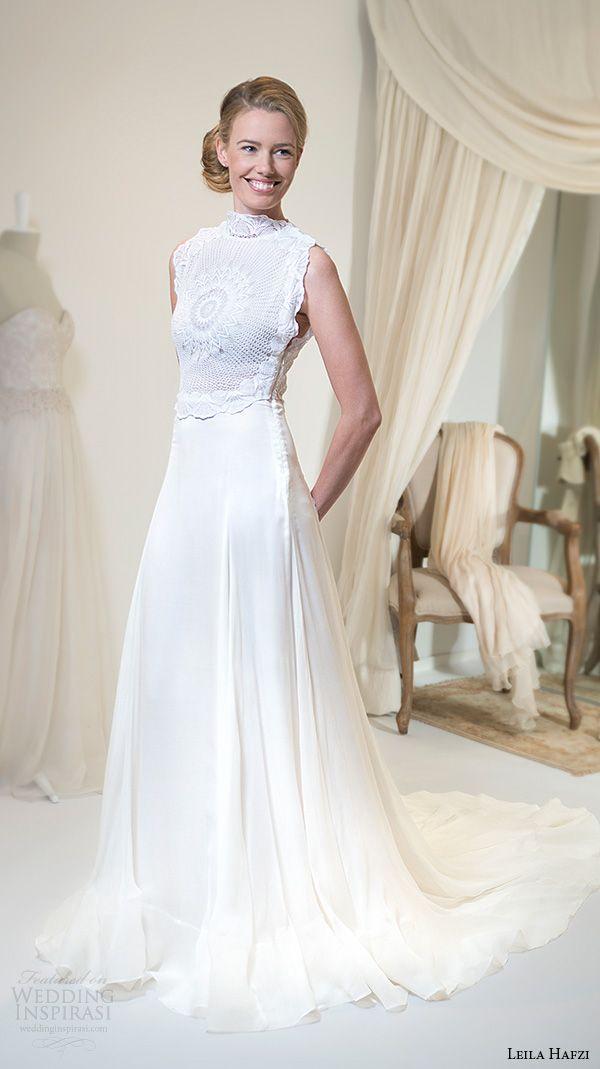 Wedding Dresses Leila Hafzi