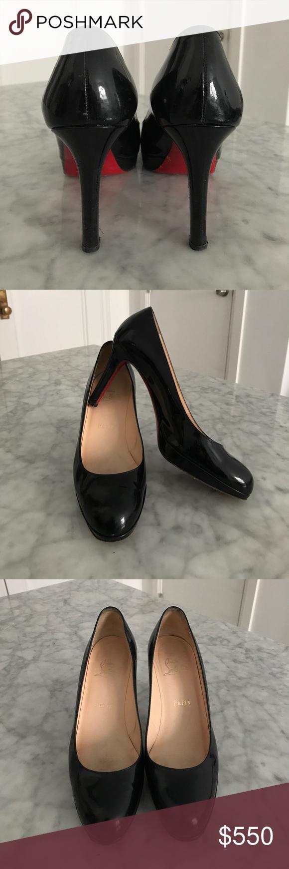 promo code 3873c 8c5ab Christian Louboutin Shoes | Christian Louboutin Simple Pump ...