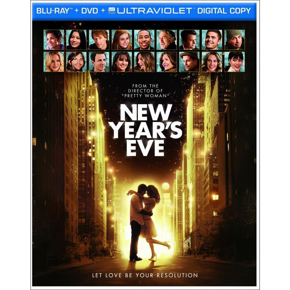New Year's Eve (dvd_video) New year eve movie, New years