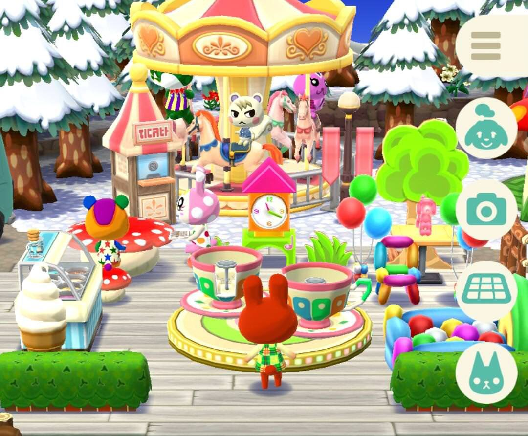 Not mine but cute lil pocket camp carnival Animal