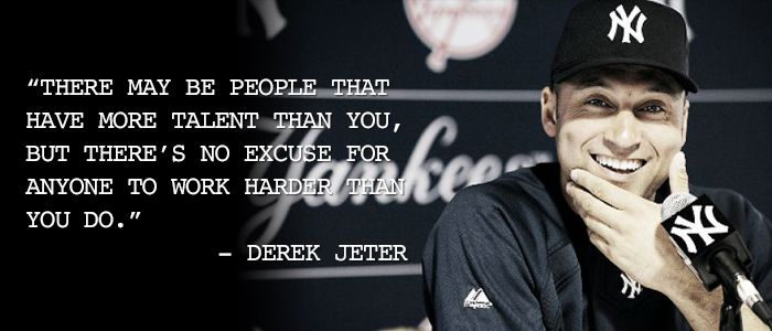 Image Result For Derek Jeter Quote Good Advice Quotes Derek