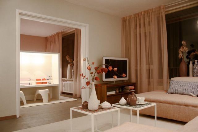 Woonkamer  Living Ontwerp  Design Marijke Schipper  For