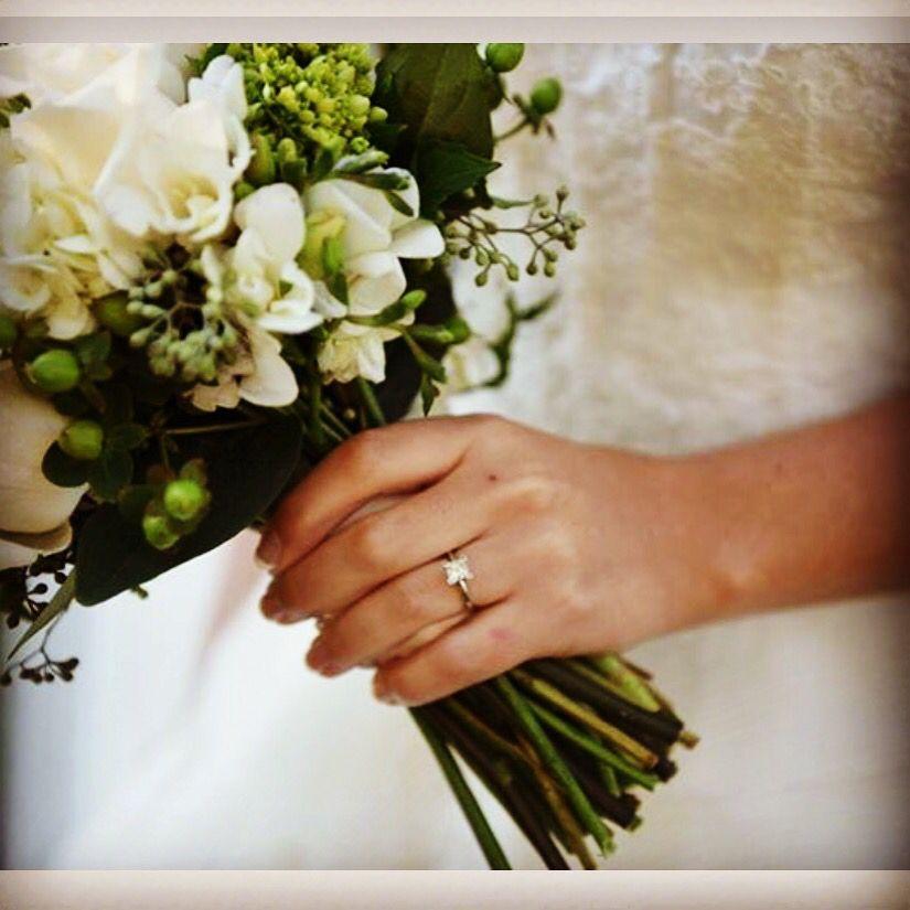 Flowers & rings...
