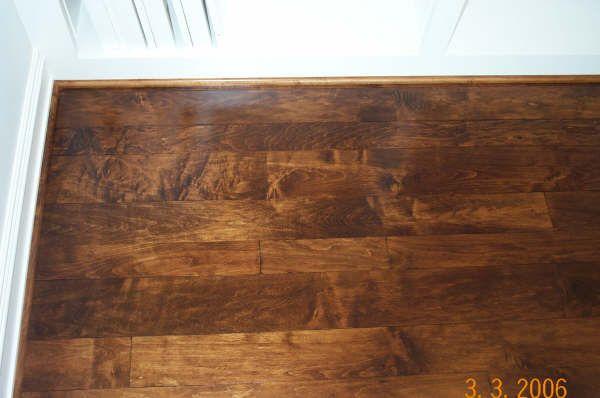Staining Maple Sanding Amp Finishing Hardwood Floors