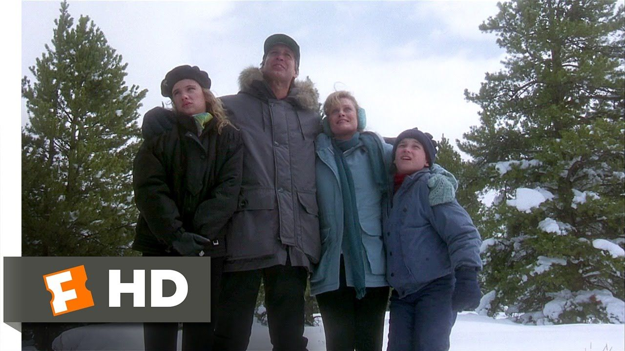 Christmas Vacation (2/10) Movie CLIP The Griswold Family