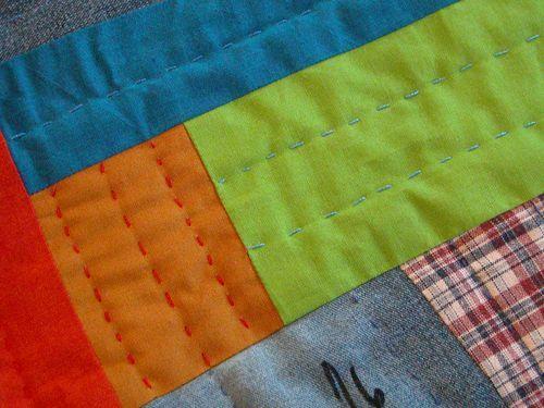 Big Stitch Quilting | Big stitch/hand quilting | Pinterest ... : quilting stitch - Adamdwight.com