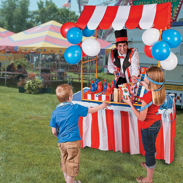 big top tabletop tent in 2018 carnival ideas circus carnival