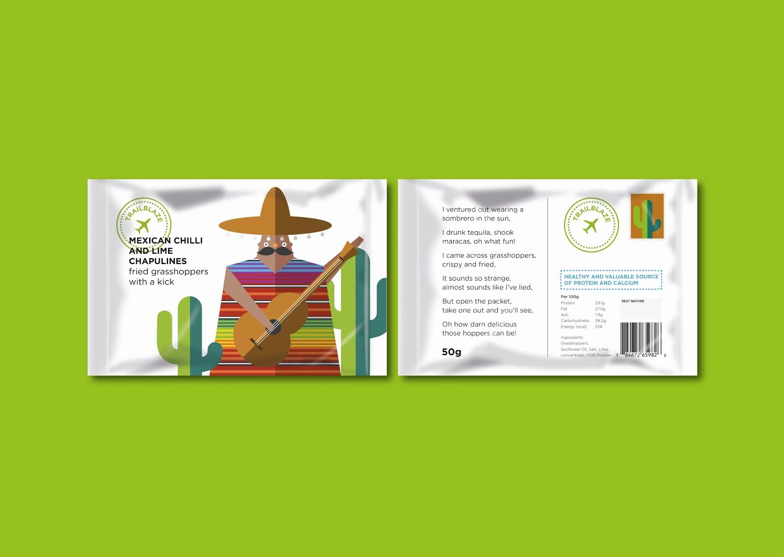 Trailblaze (Student Project) on Packaging of the World - Creative Package Design Gallery
