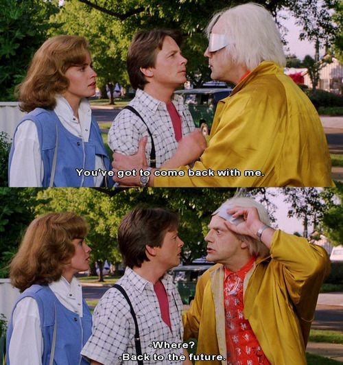 Google Image Result For Http 24 Media Tumblr Com Tumblr Lfcssoyrks1qgvwx2o1 500 Jpg The Future Movie Back To The Future Childhood Movies