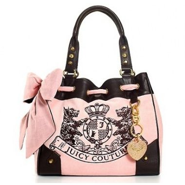 34 Replica Juicy Couture HandBags  91688543df6f5