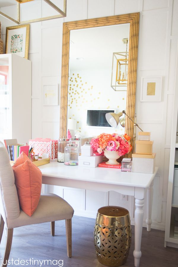 New Year's Craft Resolutions | Home office decor, Home ...