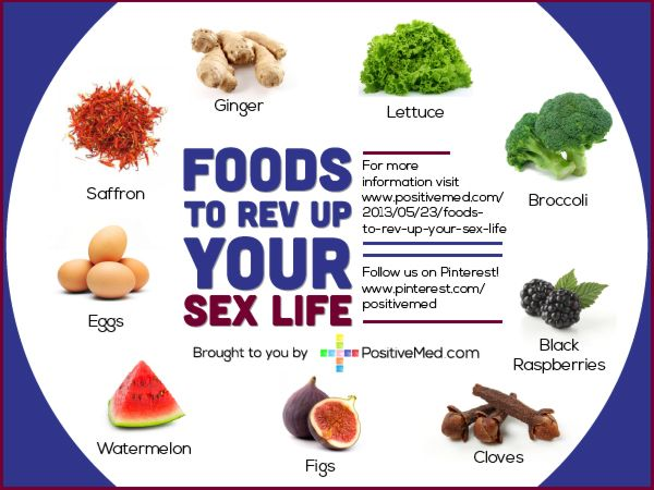 Foods That Make Sex Better