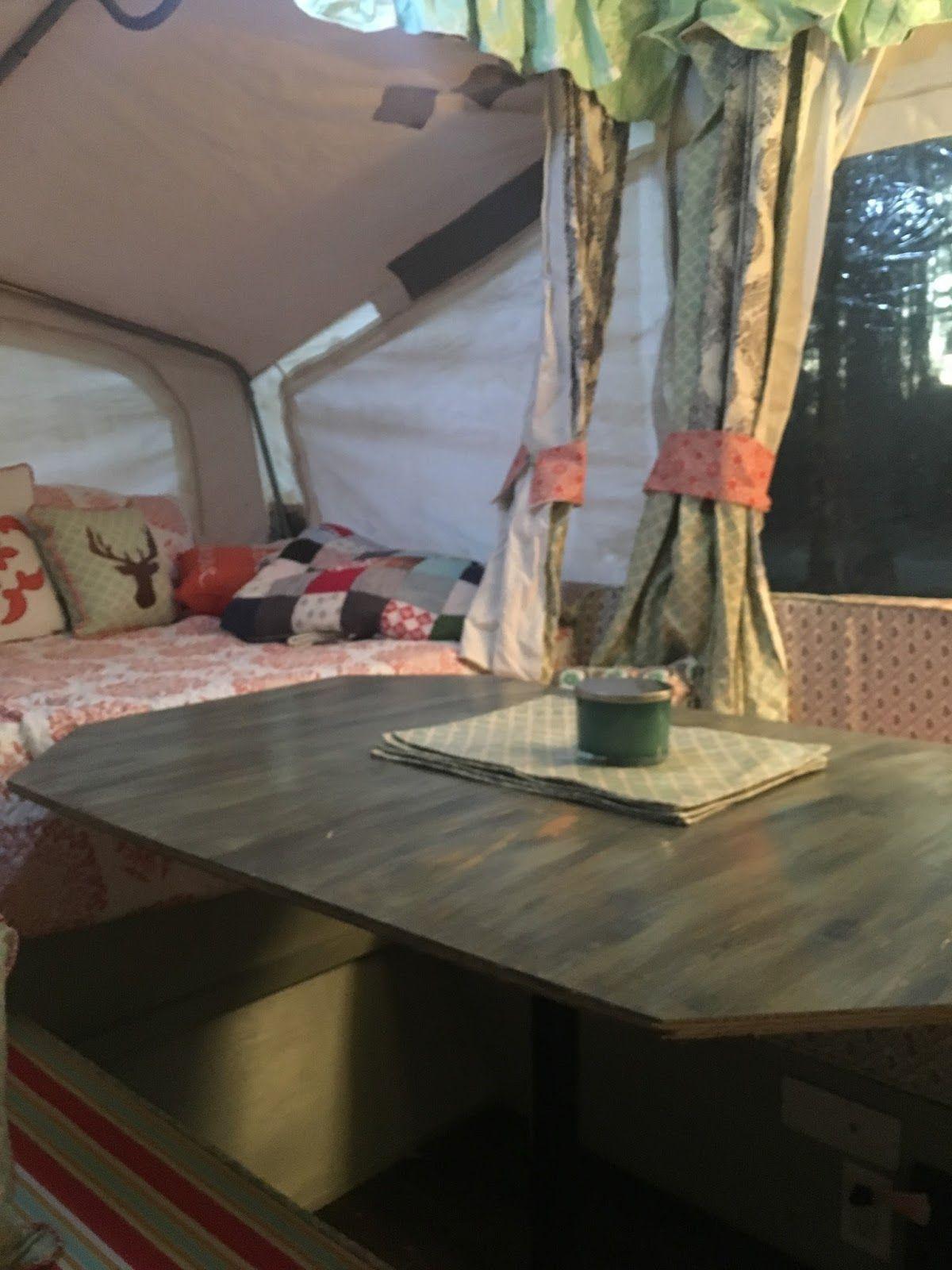 coleman tent trailer floor replacement