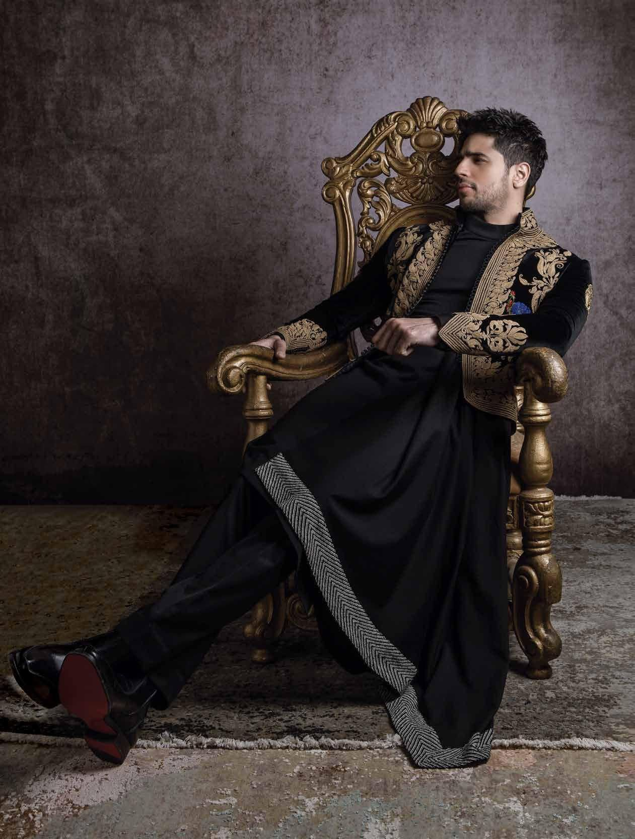 Sidharth Malhotra for Elle Man from Elle India November 2017 Issue ... 4561d71ff6