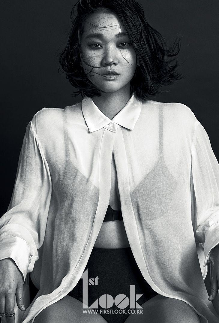 Jang Yoon Joo 1st. Look Korea Magazine Vol.51 August 2013