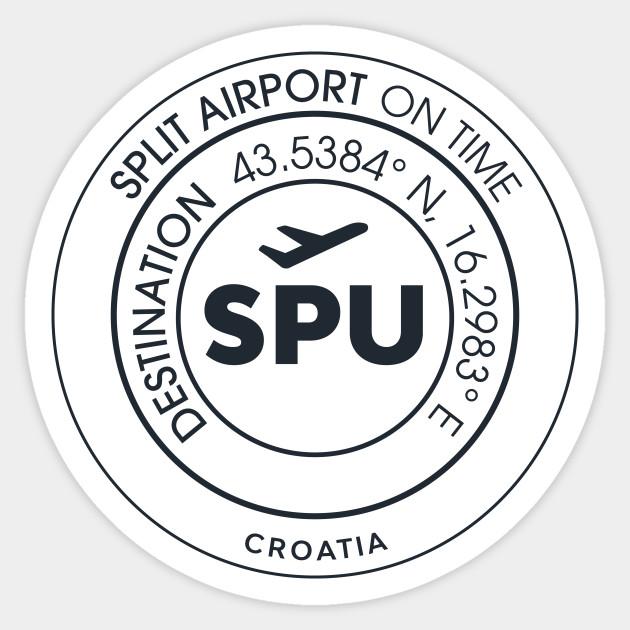 Airport Spu Split By Woohoo Rovaniemi Larnaca Split Croatia