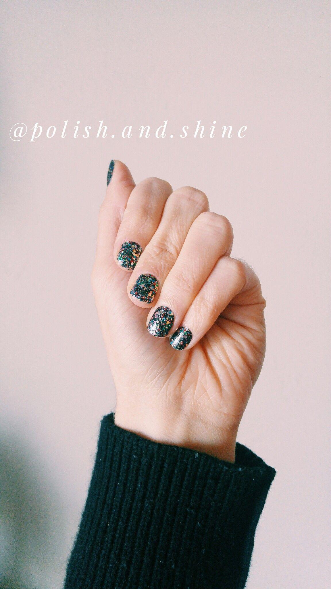 Broadway Glimmer | nail polish | nail polish strips | color street ...
