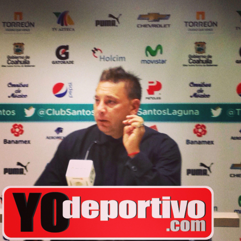 Rueda de prensa de Mohamed en el TSM después de ser eliminados por Santos