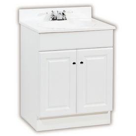 Vanity And Sink 99 00 Lowe S Bathroom Vanity Small Bathroom Vanities Vanity