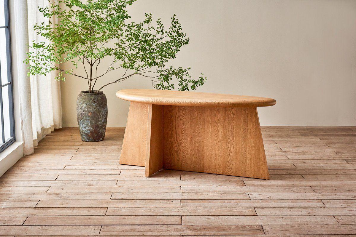 Amina Console Table Console Table Modern Classic Furniture Red Oak