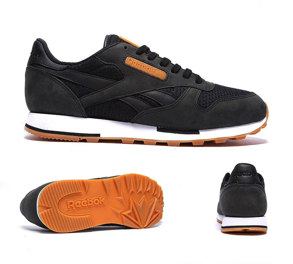 Reebok Classic Leather Utility Trainer  6ffbd9ff4f