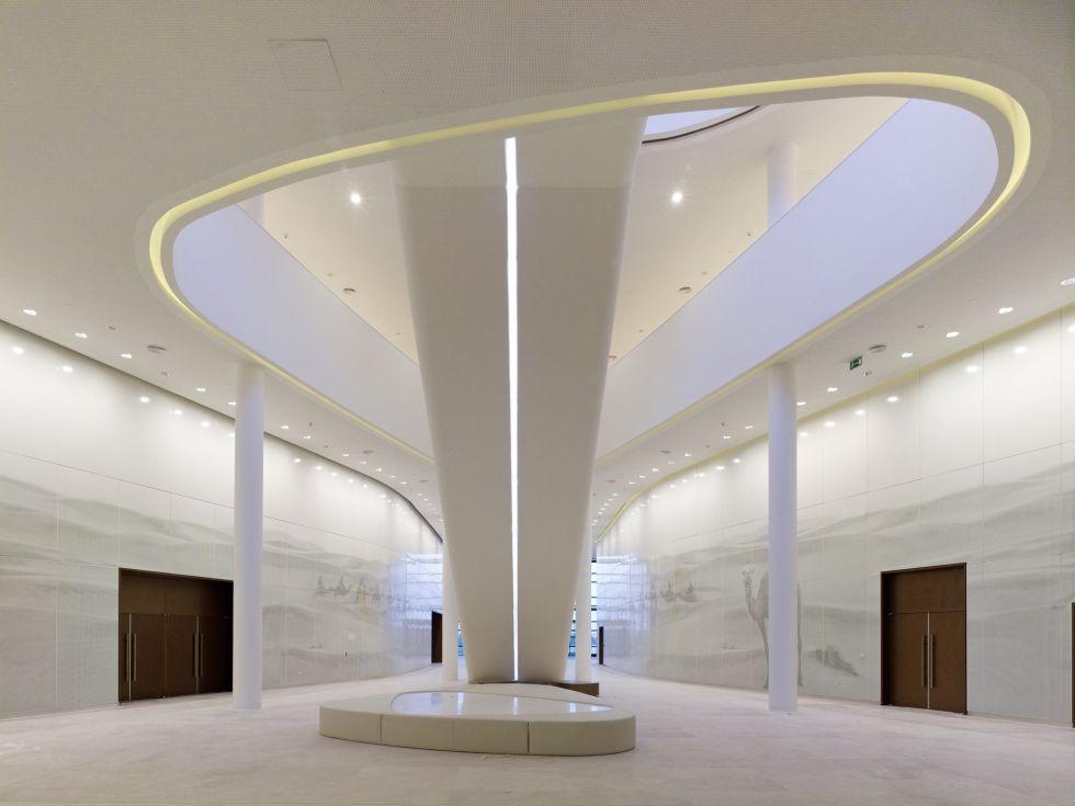 Perfect Zayed University | Hadi Teherani. Organic ArchitectureArchitecture Interior  DesignShop ...