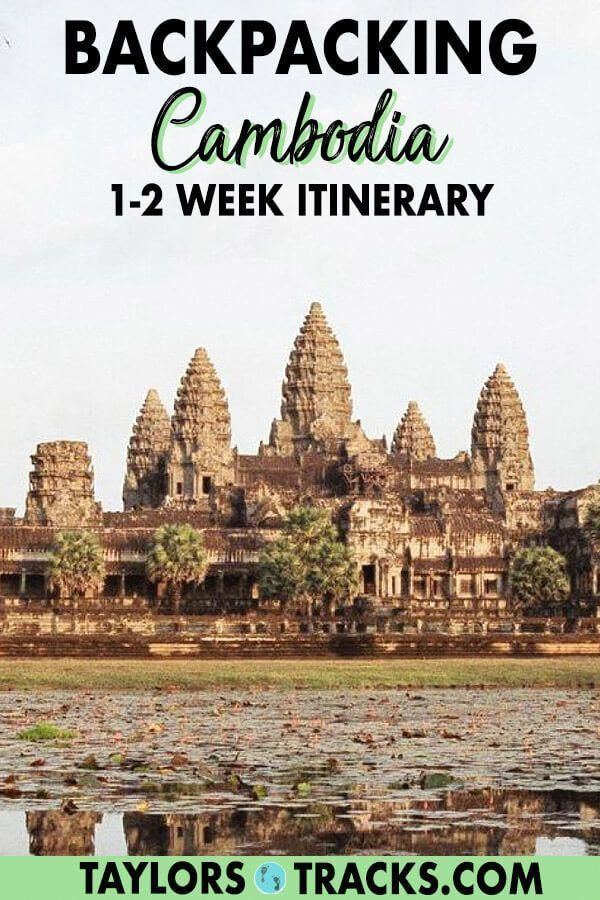 Find out how to plan to perfect Cambodia itinerary for your upcoming Cambodia trip. This Cambodia guide will share the must-know Cambodia travel tips, the best places to visit in Cambodia, where to stay in Cambodia and more. Click to start planning! #cambodia #travel #backpacking #budgettravel #backpackinghacks