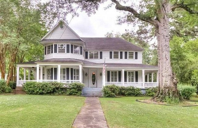 Strange Victorian House In Minden Louisiana Id Buy That Houses Beutiful Home Inspiration Xortanetmahrainfo