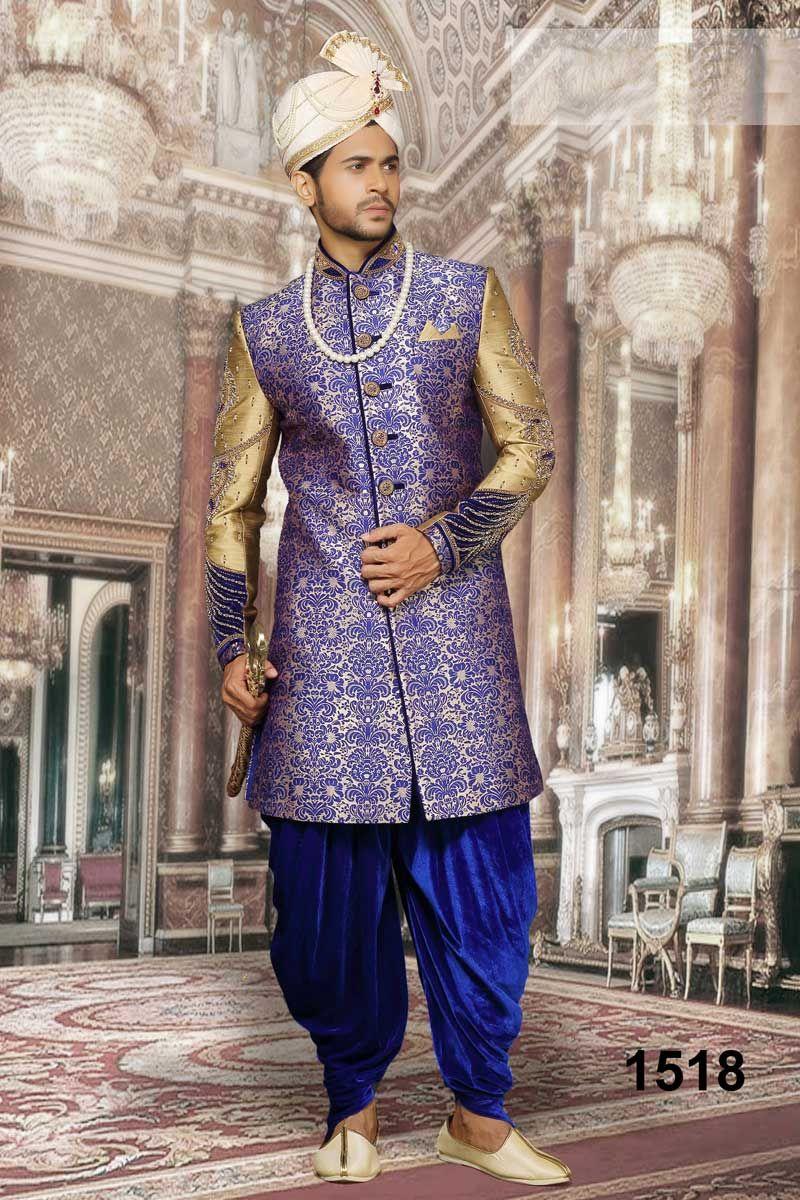 Shervani indo western mens wear pinterest sherwani and