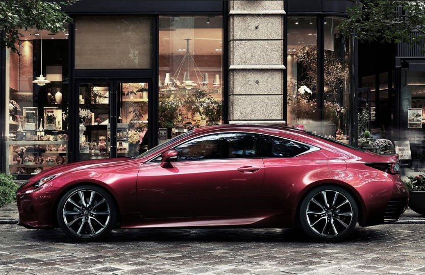 The Lexus RC Sport Has Actually Offered As The Highend - Sports cars high end