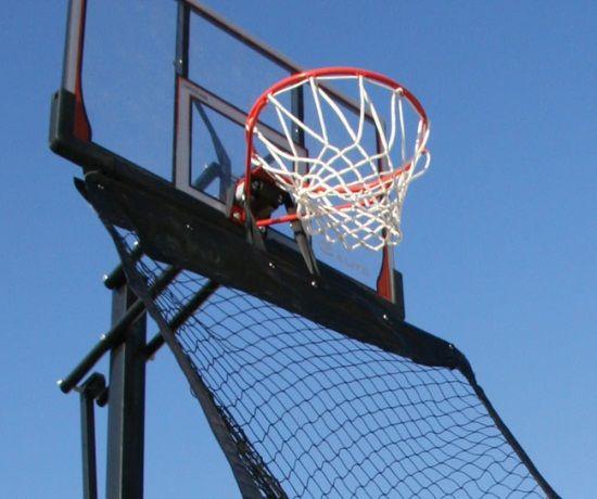 Lifetime 12347 Ball Return Net On Sale With Fast And Free Shipping Lifetime Basketball Hoop Basketball Net Basketball Systems