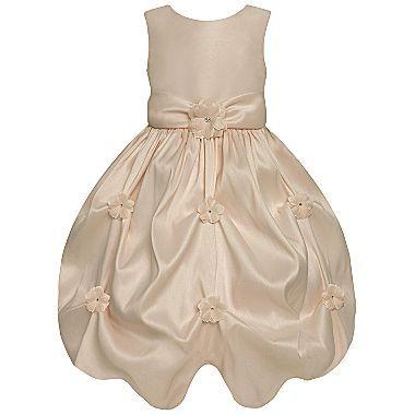 Cinderella Girls 4-6x Pucker Flower Dress - jcpenney | Fashions ...