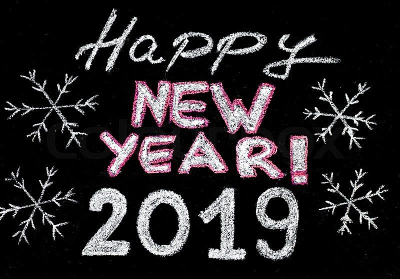 Happy New Year 2019 Happy new year images, Happy new