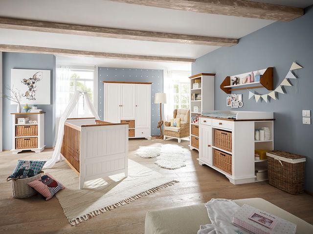 Babyzimmer Massivholz