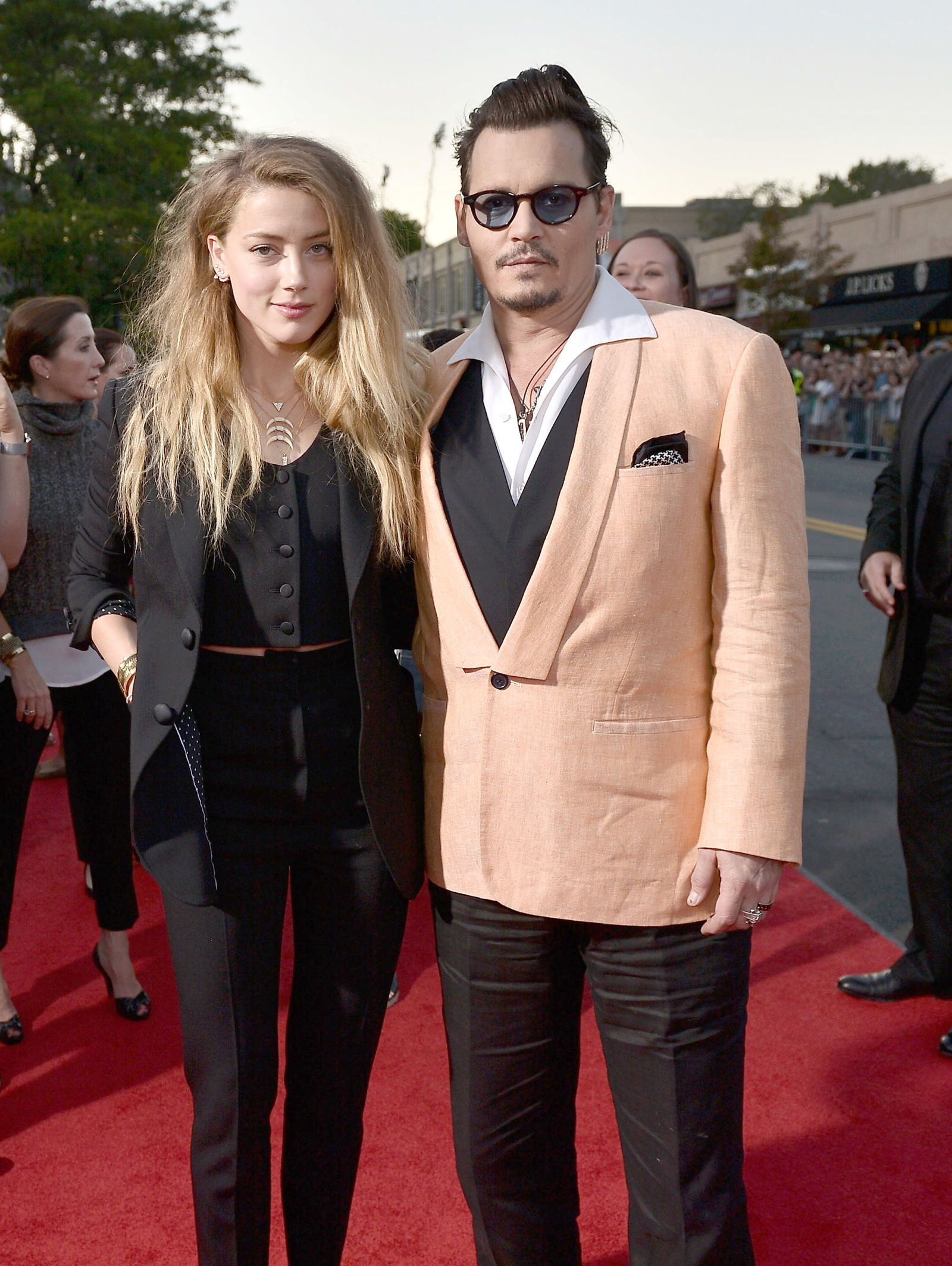 Johnny Depp Hochzeit Johnny Depp Just Majorly Turned The Tables On Amber Heard Amber